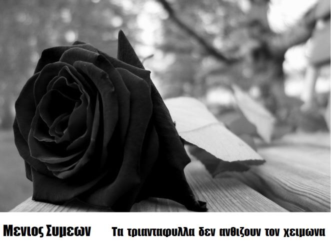 menios symeon rose